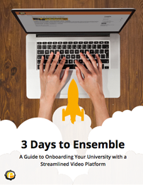3 Days to Ensemble
