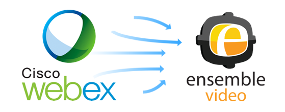 Ingest, Store and Stream WebEx Recordings