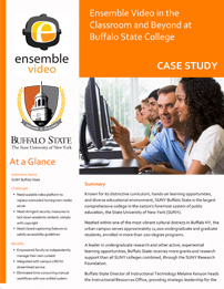 Case Study - Buffalo State College