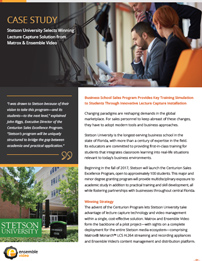 Case Study - Grand Valley State University