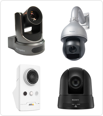 Live Streaming IP Cameras