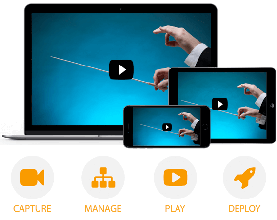 Online Video Platform Streams to Many Devices